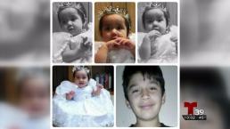 Dos menores mueren en trágico accidente