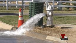 Advertencia por posible contaminación de agua