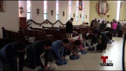 México se prepara para la vistita de El Papa