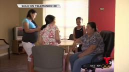 La comunidad apoya a madre salvadoreña