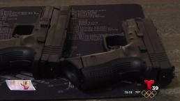 Las mujeres y las armas, segunda parte