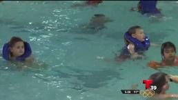 Medio centenar de niños se han ahogado en Texas