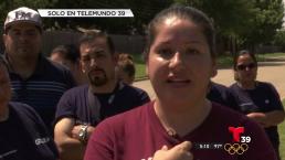 Empleados de distrito escolar reportan quejas en trabajo