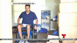 Accidente laboral impide su sueño americano