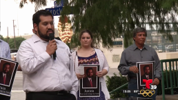 Amigos y familiares de periodista piden justicia