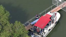 Encuentran cadáver en el lago Lewisviile