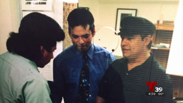 Juan Gabriel atendió a personas en el consulado