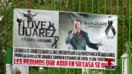 Reaccionan ante la cremación de Juan Gabriel