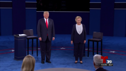 Varían las opiniones sobre Donald Trump y Hillary Clinton