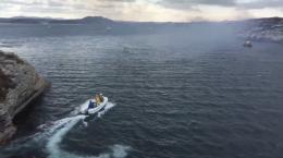 Helicóptero se estrella en Noruega