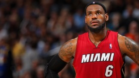 LeBron James contrae matrimonio