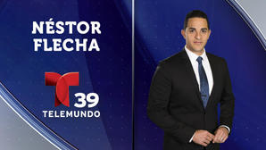 Jefe de Meteorología Néstor Flecha