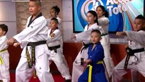 Kung Fu Panda 3 y las clases de Tae Kwon Do