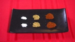 Ingredientes para preparar unos ricos camotes al horno de Chef Zoe