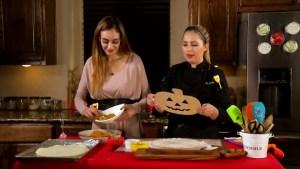 Ponle sabor a tu día con una galleta gigante rellena de calabaza de Chef Zoe