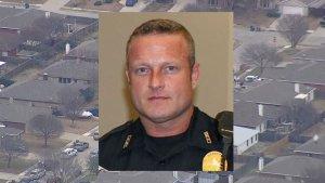 Muere en el hospital el policía baleado en Little Elm