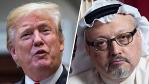 Investigarán a Trump por respuesta a polémico asesinato