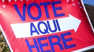Día nacional de registro de votantes