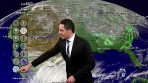 Análisis completo del tiempo por nuestro jefe de meteorología Néstor Flecha