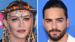 "Madonna le echa la ""bendición"" a Maluma"