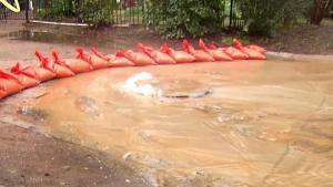 Mal olor tras problemas con drenajes