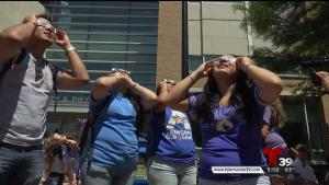 Reacciones al eclipse