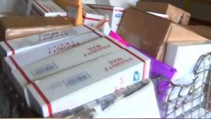 Televidente reporta problema con paquete que envió por correo
