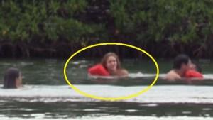 Shakira disfruta del sol y el agua en Miami, sin Piqué