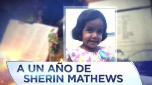Sherin Mathews: Un año después de su muerte