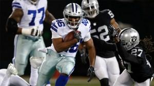 """Dallas Cowboys le gana Raiders y abren esperanza de """"playoffs"""""""