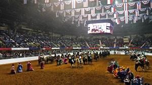 El último rodeo del Will Rogers Coliseum