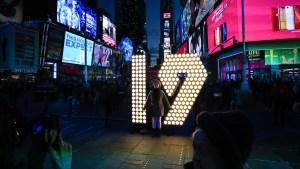 Las celebridades que iluminarán Times Square