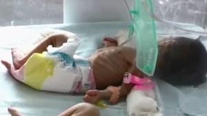 Desgarrador: hallan a recién nacida enterrada viva