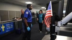 Cierre del gobierno afecta controles en aeropuertos