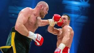 Fury termina con reinado de Klitschko y es el campeón