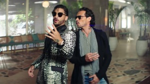 "Maluma y Marc Anthony estrenan video de ""Felices los 4"""