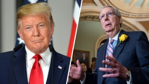 Líderes republicanos no apoyan los aranceles a México