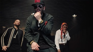 Nacho estrena video con Yandel y Bad Bunny