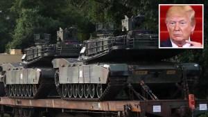 Trump y los tanques: ¿patriotismo o política?
