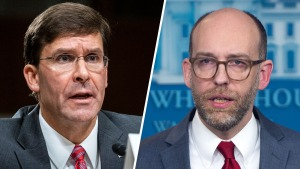 Proceso de juicio político: citan a funcionarios de Trump