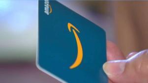 Alerta por fraude con tarjetas de Amazon