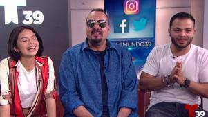 Los Aguilar en Telemundo 39