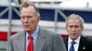 Bush guió a EEUU al victorioso fin de la Guerra Fría
