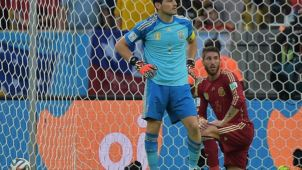 Sergio Ramos quiere superar a Iker Casillas en la selección española