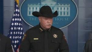 Controversial declaración de un alguacil texano