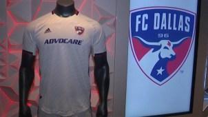 FC Dallas presenta su nueva camiseta