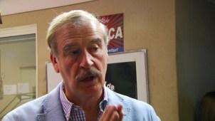 Campaña de Trump pide fondos a Vicente Fox