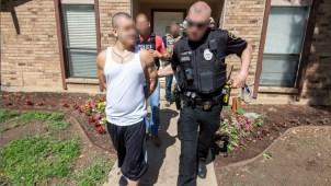 Tres de cada 10 arrestos de ICE en EE.UU. fueron en Texas