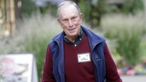 Bloomberg dice que considera postulación independiente