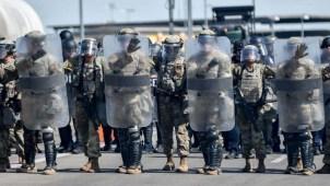 Aprueban el despliegue de tropas militares a la frontera